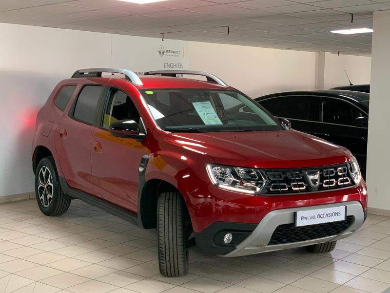 DACIA, Duster, 1.5 Blue dCi 115ch Techroad 4x2
